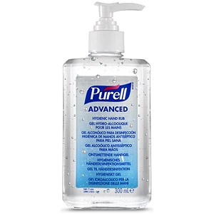 Image of Purell Hand Sanitiser - 300ml