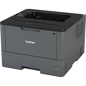 Image of Brother HL-L5100DN High Speed Mono Laser Printer 40ppm Auto Duplex Ref HLL5100DN