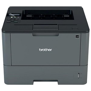 Image of Brother HL-L5200DW High Speed Mono Laser Printer Wi-Fi 40ppm Auto Duplex Ref HLL5200DWZU1