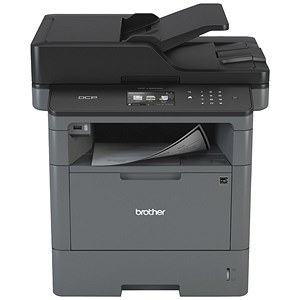 Image of Brother DCP-L5500DN Pro All-In-One Mono Laser Printer 40ppm Auto Duplex Ref DCPL5500DN