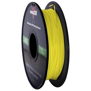 Image of Inno3D ABS Filament for 3D Printer 1.75x200mm 0.5kg Yellow Ref 3DPFA175YE05