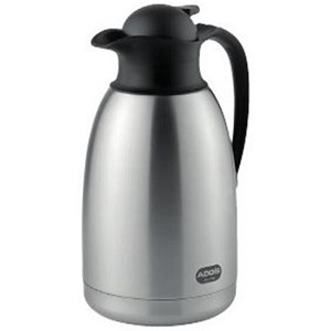 Image of Insulated Vacuum Jug with Stainless Steel Liner / Leakproof / 1.2 Litre