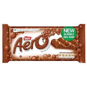 Image of Nestle Aero Bubbly - Order over £49