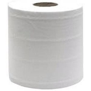 Image of Maxima 4695 Centrefeed Rolls / 2-Ply / White / Pack of 6