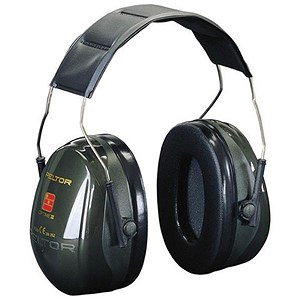 Image of 3M Peltor Ear Muffs / High Comfort Seal / 31dB Noise Reduction