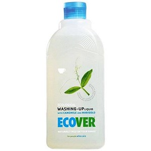 Image of Ecover Washing Up Liquid 500ml Ref 819409 [Pack 2]