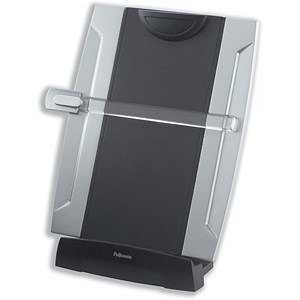 Image of Fellowes Office Suites Desktop Copyholder - A4 Adjustable to A3