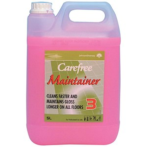 Image of Carefree Floor Maintainer / Step Three / 5 Litres
