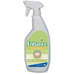Image of Johnson Diversey Enhance Specialist Carpet Spot & Stain Remove / Spray Bottle / 750ml