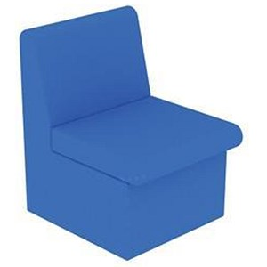 Image of Trexus Modular Reception Chair - Blue