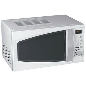 Image of 5 Star Microwave Oven / 800W / 20 Litre / White