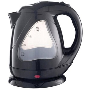 Image of 5 Star Cordless Fast Boil Kettle / 3000W / 1.7 Litre Black