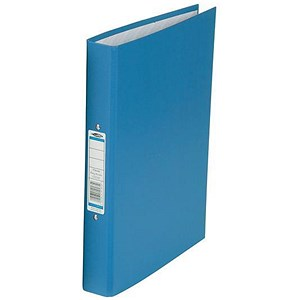 Image of Concord Classic Ring Binder / A4 / 25mm Capacity / Blue / Pack of 10