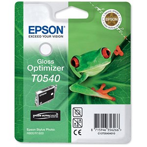 Image of Epson T0540 Gloss Optimiser Inkjet Cartridge