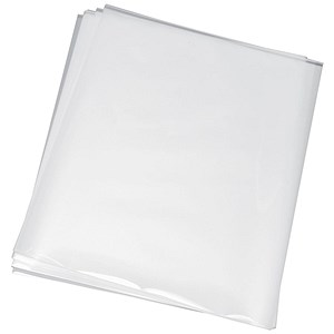 Image of GBC A4 Laminating Pouches / Medium / 200 Micron / Glossy / Pack of 100