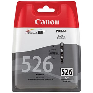 Image of Canon CLI-526 Grey Inkjet Cartridge