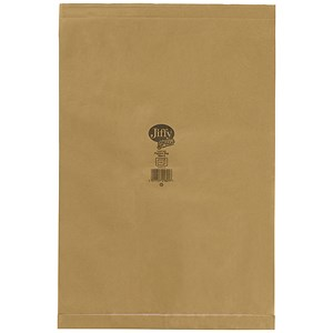 Image of Jiffy No.8 Padded Bag Envelopes / 442x661mm / Brown / Pack of 50