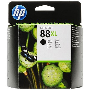 Image of HP 88XL Black Ink Cartridge