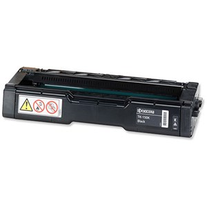 Image of Kyocera TK-150K Black Laser Toner Cartridge
