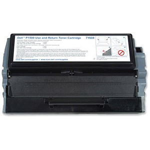 Image of Dell P1500 Black Laser Toner Cartridge High Yield