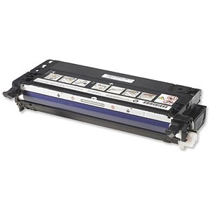 Image of Dell 3110cn/3115cn High Capacity Black Laser Toner Cartridge
