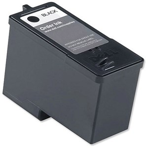 Image of Dell Series 9 Black Inkjet Cartridge