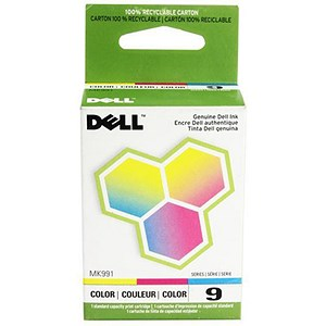 Image of Dell Series 9 Colour Inkjet Cartridge
