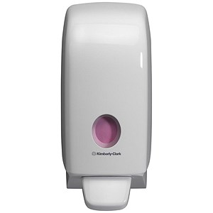 Image of Kimberly-Clark Aquarius Hand Cleanser Dispenser - 1 Litre