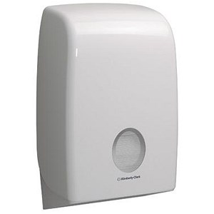 Image of Kimberly-Clark Aquarius Hand Towel Dispenser