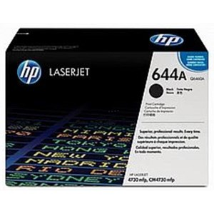 Image of HP 644A Black Laser Toner Cartridge