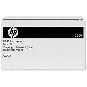 Image of HP CE247A Colour LaserJet Fuser Kit