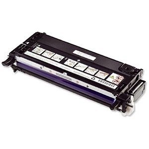 Image of Dell 3130cn High Capacity Black Laser Toner Cartridge