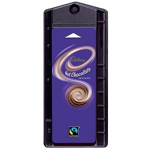 Image of Cadbury Hot Chocolate Kenco Capsules - Pack of 160