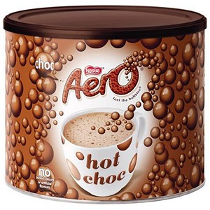 Image of Aero Hot Chocolate / 42 Servings / 1kg Tub