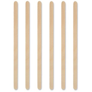 Image of Wooden Drink Stirrers / 140mm / Pack of 1000