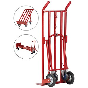 Image of 5 Star 3 Position Sack Truck - Capacity 300kg