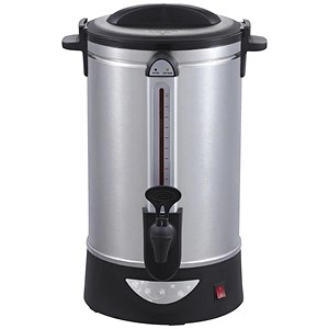 Image of 5 Star Urn with Locking Lid, Water Gauge and Boil Dry Overheat Protection - 30 Litre