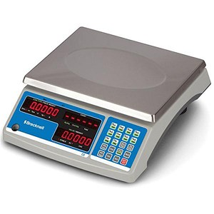 Image of Salter Count and Weigh Scale Accumulate and Count Red LED 6kg 1g Increments W295xD335xH117mm Ref B140