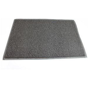 Image of Doortex Heavy Duty Twistermat / 600x900mm / Grey