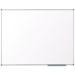 Image of Nobo Classic Magnetic Drywipe Board / Aluminium Frame / W1200xH900mm