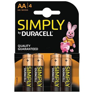 Image of AA Batteries / Pack of 4