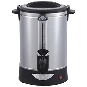 Image of 5 Star Urn with Locking Lid, Water Gauge and Boil Dry Overheat Protection - 10 Litre