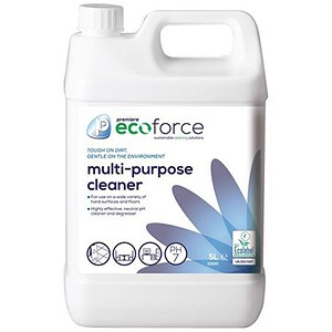 Image of Ecoforce EcoLabel Multipurpose Cleaner / 5 Litre / Pack of 2