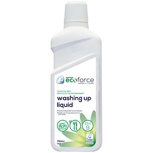 Image of Ecoforce Washing Up Liquid - 750ml