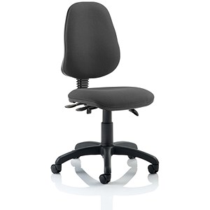 Image of Trexus Office High Back Chair / Asynchronous / Charcoal