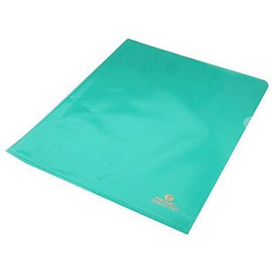 Image of Rexel Nyrex Cut Flush Folders / A4 / Green / Pack of 25