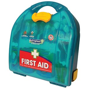 Image of Wallace Cameron BS8599-1 Small First Aid Kit - 1-10 Users