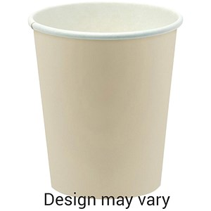 Image of Paper Cup for Hot Drinks / 256ml / Pack of 50