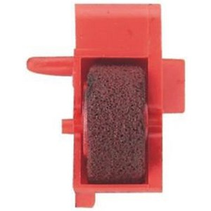 Image of Sharp Ink Roller for Printing Calculator EL1607P Red Ref EA-781R-RD