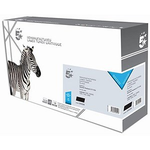 Image of 5 Star Compatible - Alternative to HP 15A Black Laser Toner Cartridge
